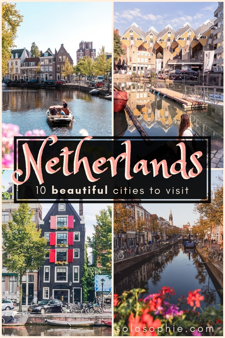 10 charming and Incredible cities in the Netherlands and the most beautiful places to Visit in the Netherlands, Europe you should know about. Looking for the best of hidden gems, Dutch attractions, and destinations for first time visitors? Here's a guide