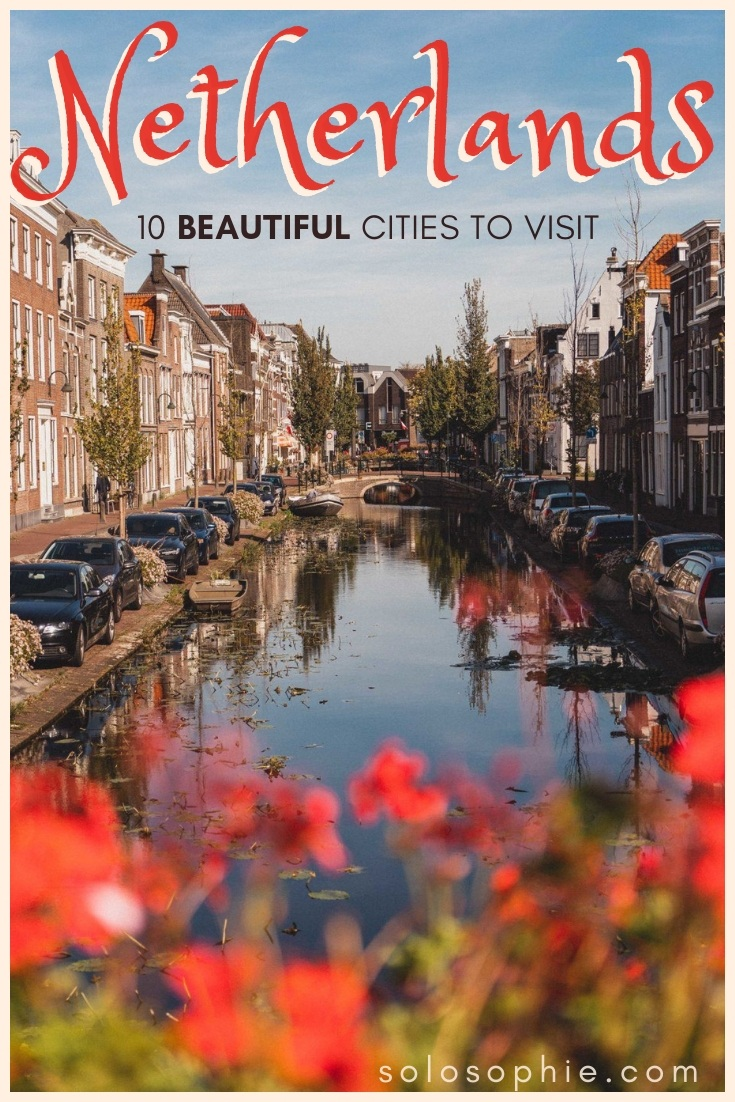 Beautiful and surreal cities you must visit in the Netherlands. Here's your guide to the best of Holland, including secret cities like Delft and Leiden, as well as must see attractions like Rotterdam