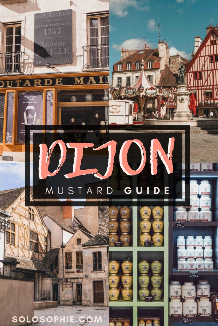 How to Go Mustard Tasting in Dijon (And a Mustard History of Burgundy/ French moutarde!) Here's your guide to the best of piquant sauce experiences in Dijon, Burgundy, France