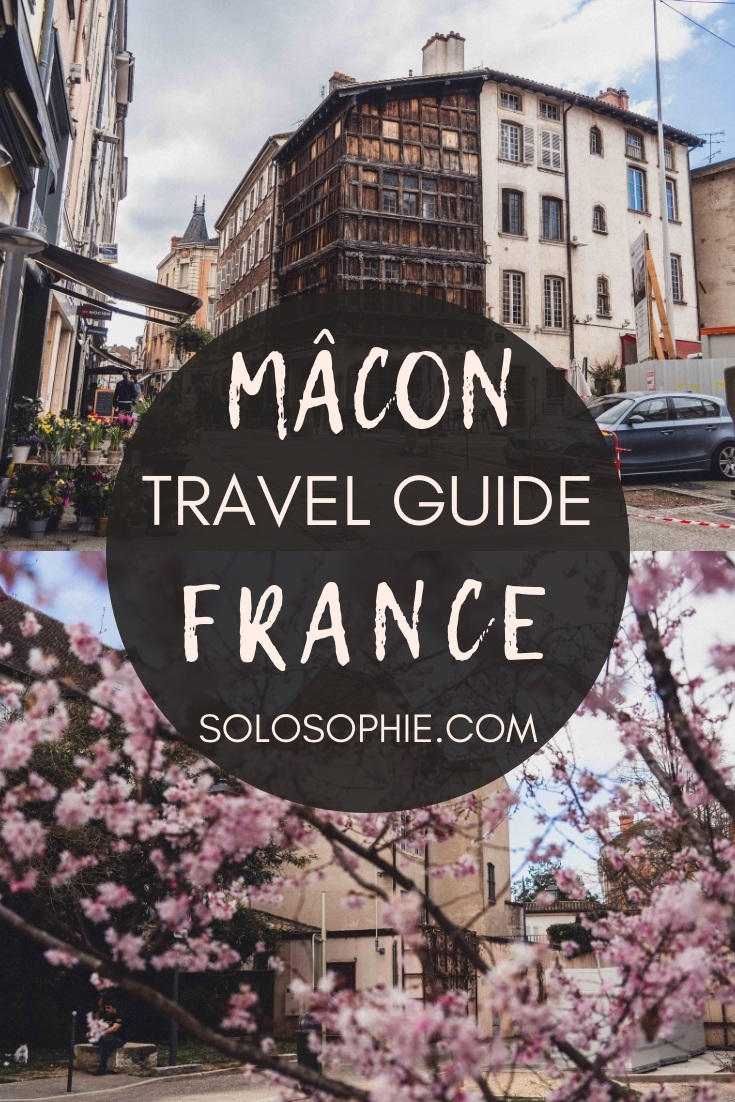 Mâcon travel guide: Here's your ultimate itinerary for why you must visit Macon, the stunning historical city of Southern Burgundy (Bourgogne), France, Europe (what to do an see in Mascon)