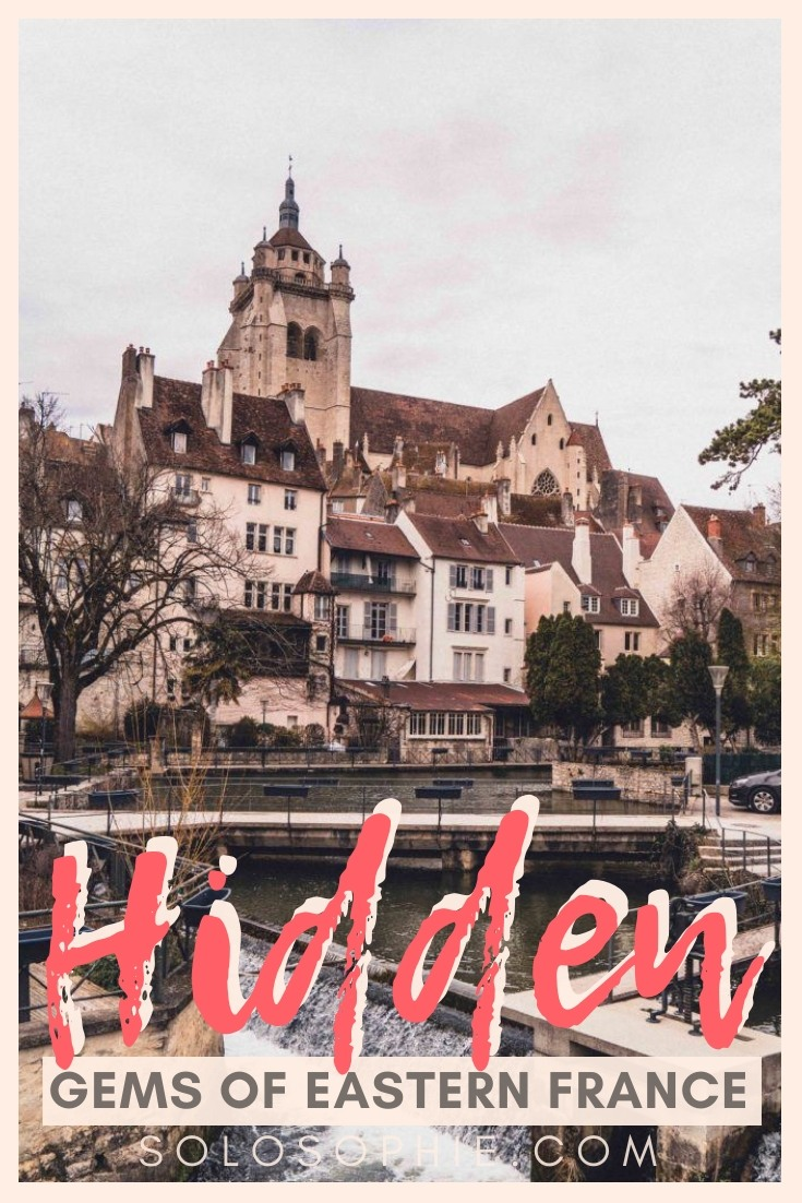 Secret Eastern France: if you're looking for quirky and unusual things to do in the East of France, then this guide will introduce you to the best French hidden gems and secret destinations in Champagne/ Dijon/ Meuse