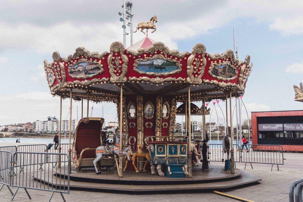 Carousel, Mâcon, Burgundy