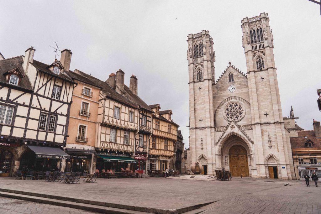 Chalon Sur Saone, Burgundy, France