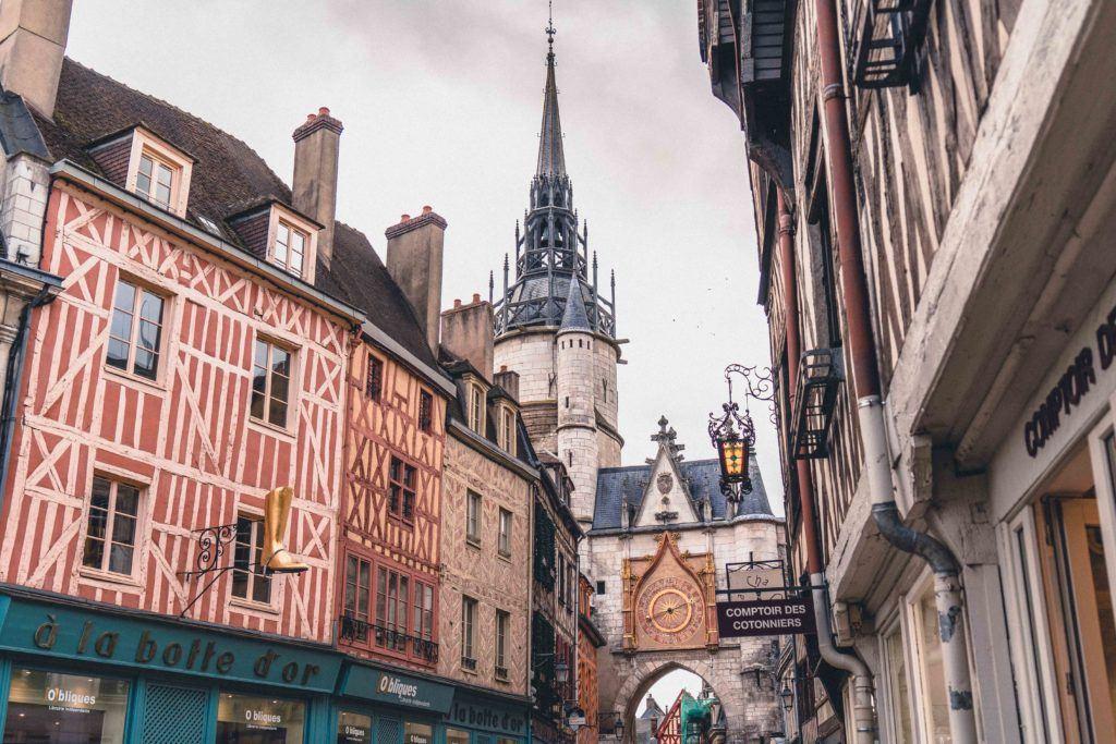 Tour de l'Horloge d'Auxerre (Auxerre Clock Tower)