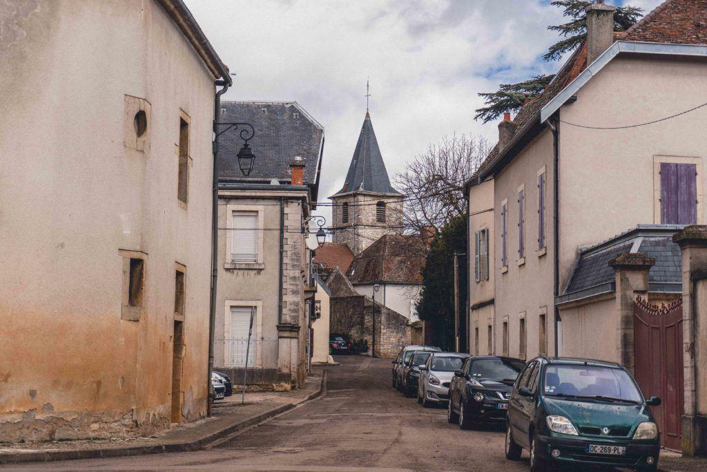 Vosne-Romanée village centre
