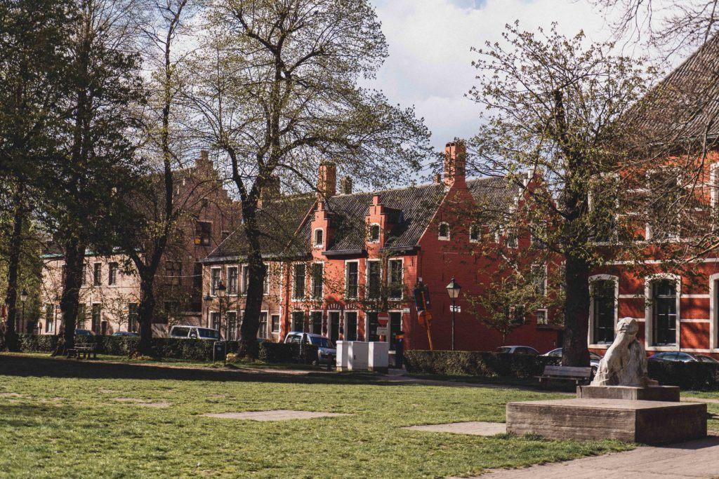 Begijnhofdries (Holy Corner) Ghent