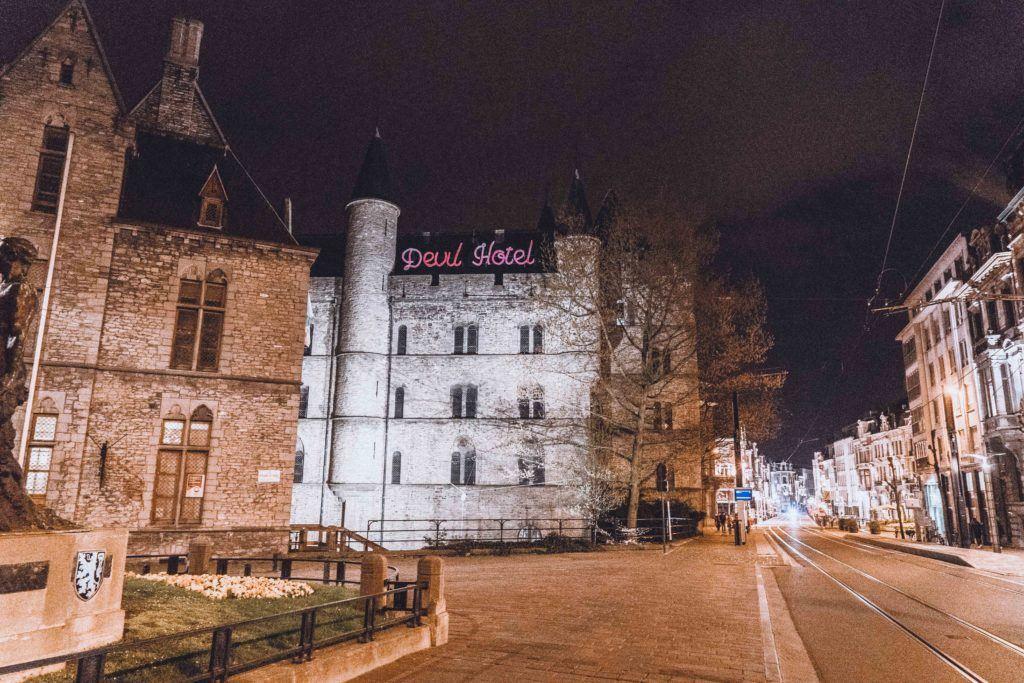 AdmireGeeraard de Duivelsteen, Ghent's secret and alternative castle