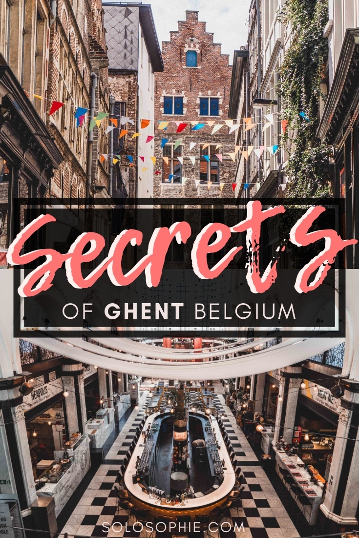 Looking for the most unique and unusual things to do in Ghent (Gent), Belgium? Here's your ultimate guide to the best of hidden gems, quirky attractions, and secret spots in Ghent, the beautiful and underrated city of Belgium