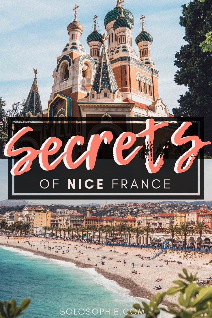 Here's your ultimate guide to the best of hidden gems, quirky attractions, and secret spots in Nice, one of the largest cities in France. Unusual things to do in Nice, French Riviera