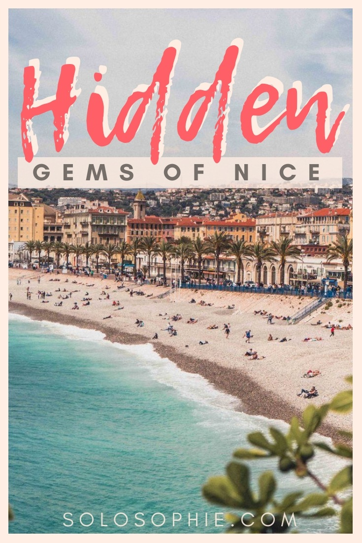 Secret Nice French Riviera: if you're looking for quirky and unusual things to do in Nice, then this guide will introduce you to the best Nice hidden gems and secret destinations in Champagne France