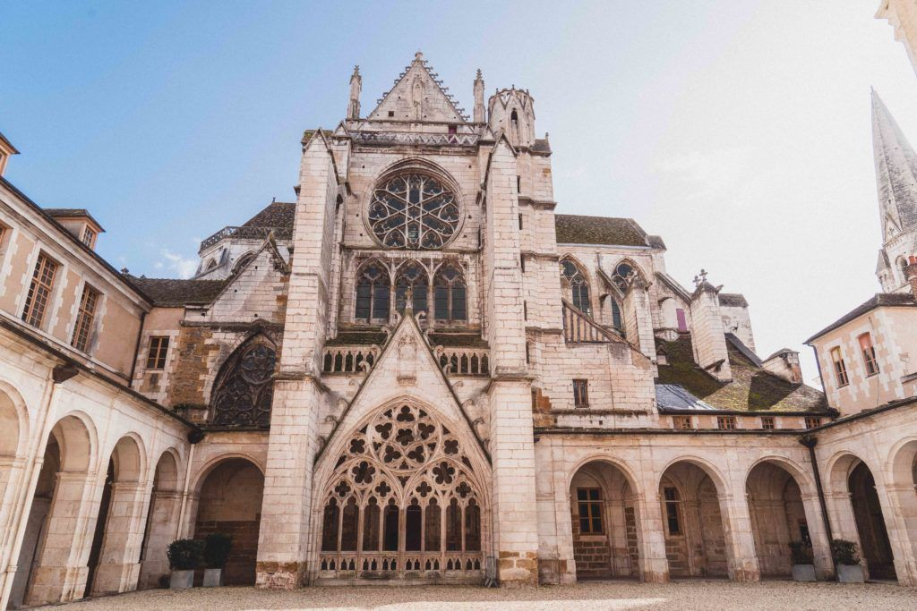 Abbey of Saint Germanus, A Quick Guide to the Best Things to do in Auxerre, Burgundy, France