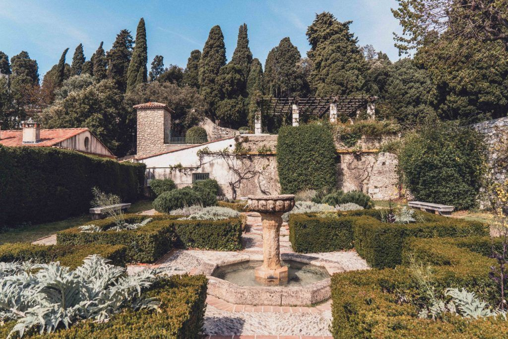Cimiez Monastery Complex (Gardens and Church)