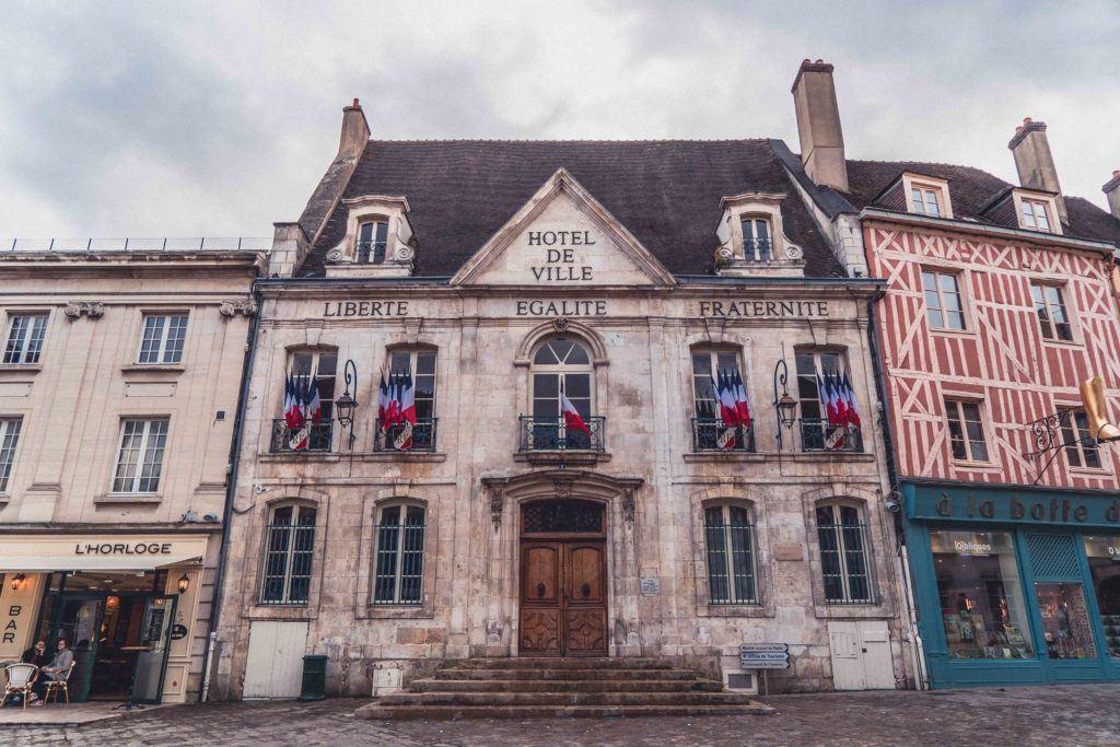 Hôtel de Ville Auxerre
