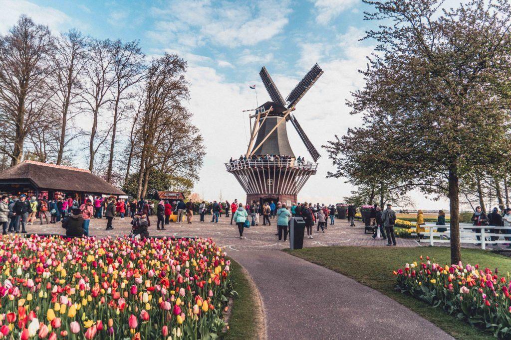 Keukenhof Molen (Windmill)