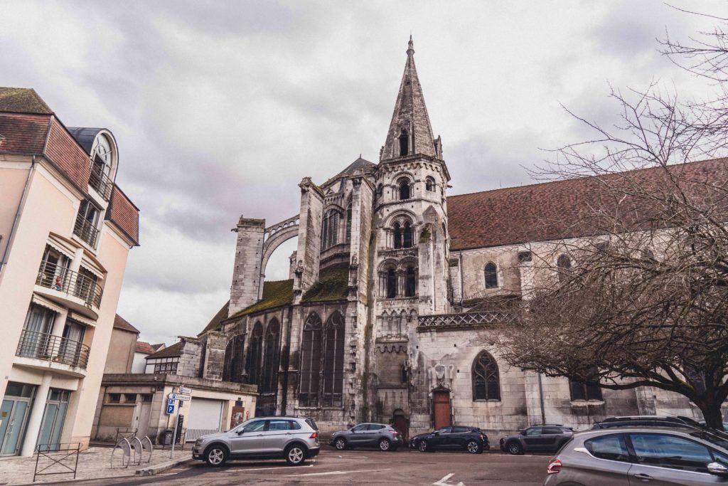 Église Saint-Eusèbe d'Auxerre