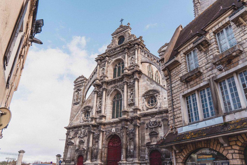 Église Saint-Pierre d'Auxerre