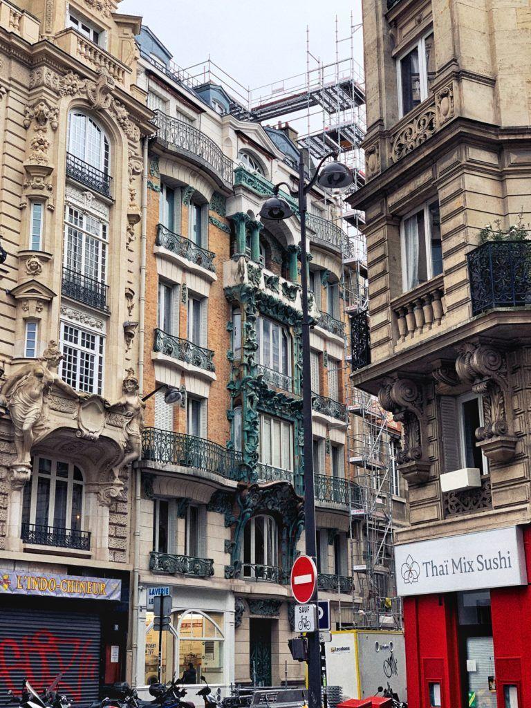 14 Rue d'Abbeville: The Art-Deco House Hiding in the 9th Arrondissement