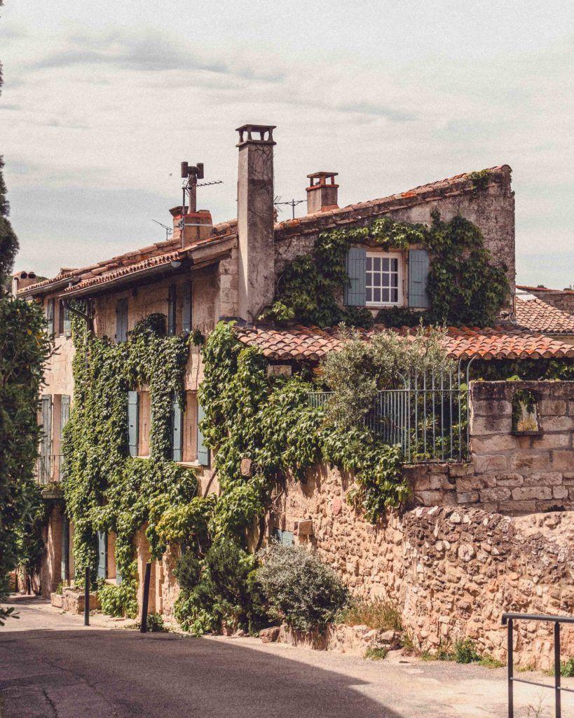 Villeneuve-Les-Avignon day trip from Avignon, Occitanie, Southern France