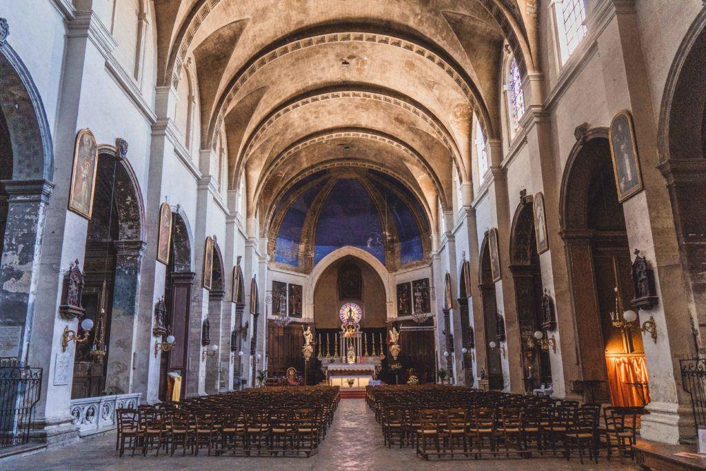 Église Saint Symphorien in Avignon