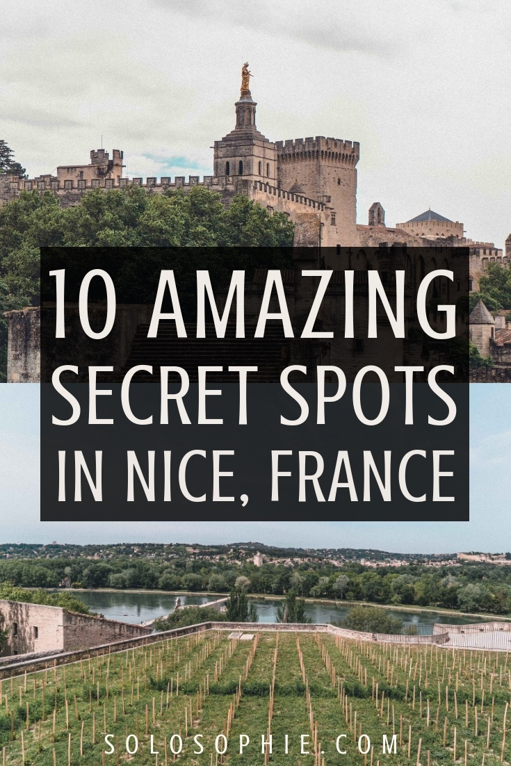 Hidden gems and Secret Spots in Nice, the windy city of Provence in Southern France. Here's your complete Guide to the best of unusual, offbeat, hidden, and quirky things to do in Nice!