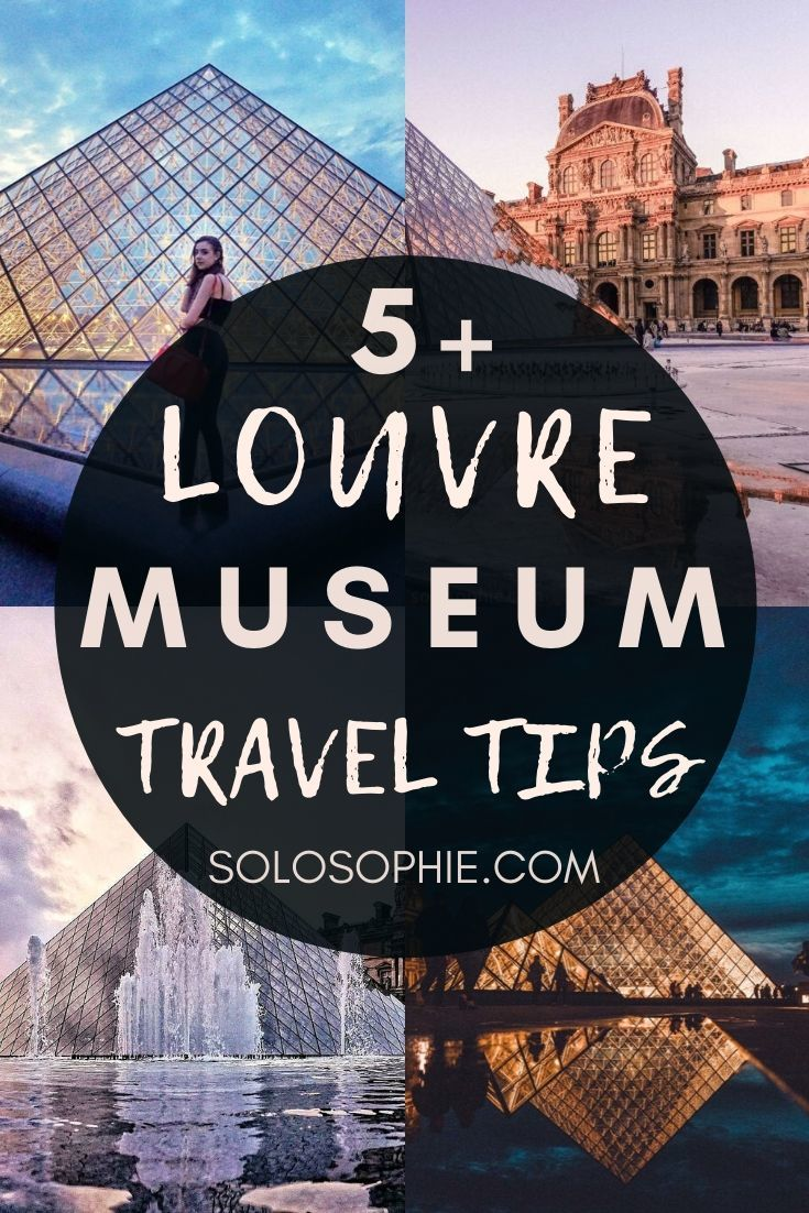 Louvre Paris travel tips: 9 Things to Know Before Visiting the Louvre (& FAQs) in the 1st arrondissement of Paris, France