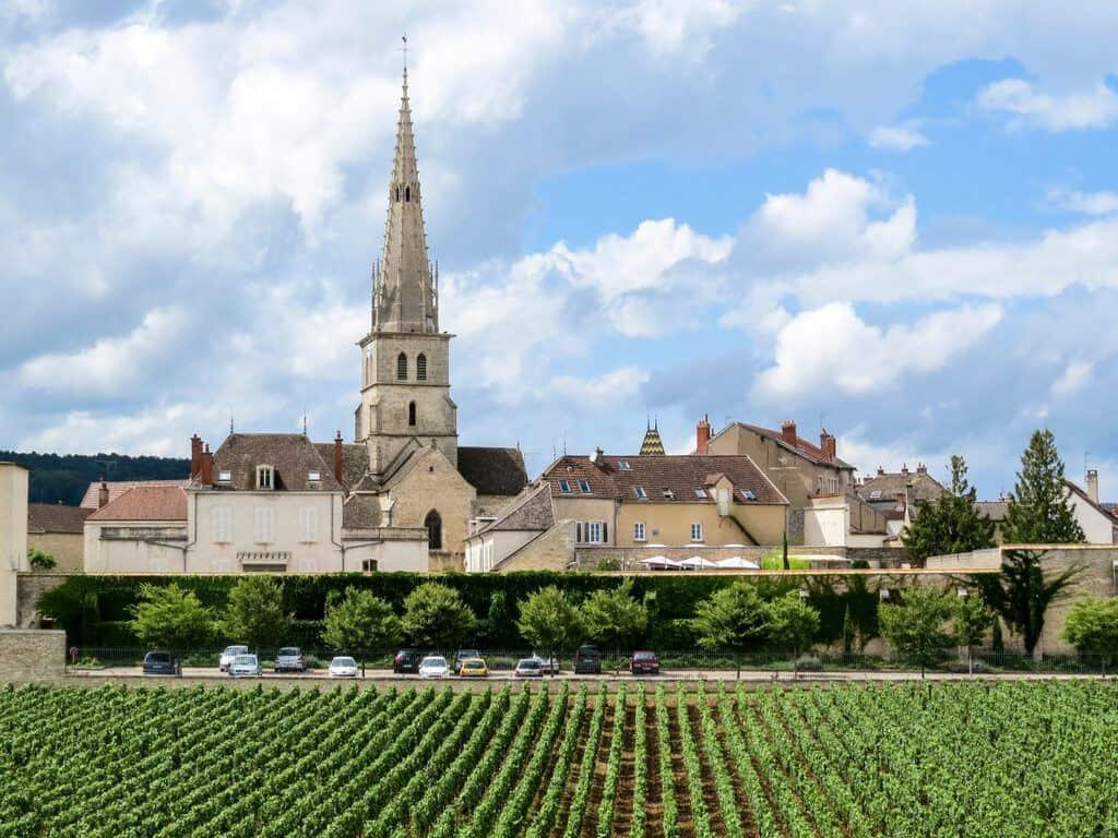 Meursault Burgundy