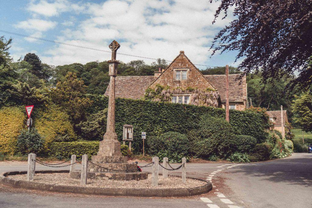 Stinchcombe village centre