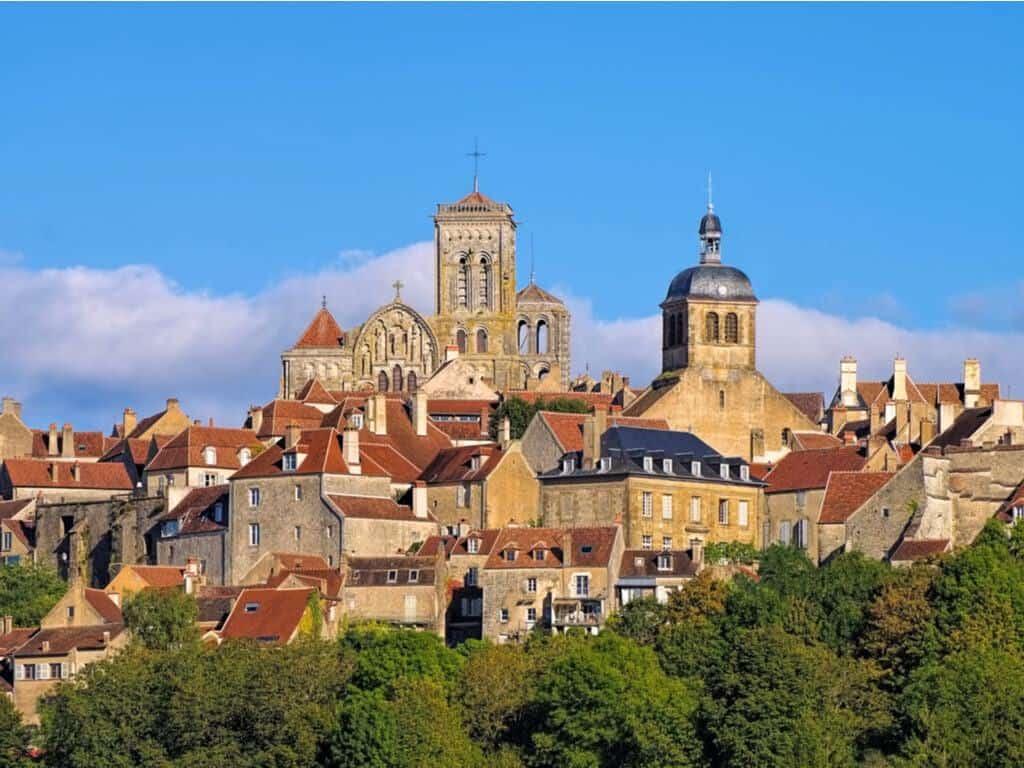 Vézelay Burgundy
