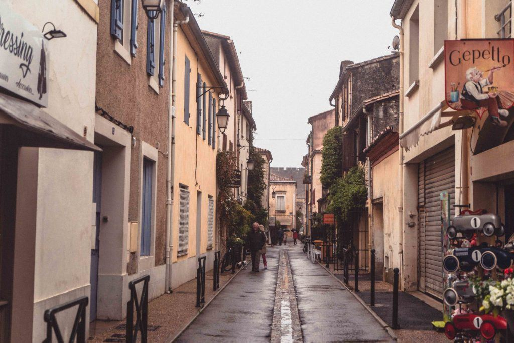 Aigues-Mortes, South of France