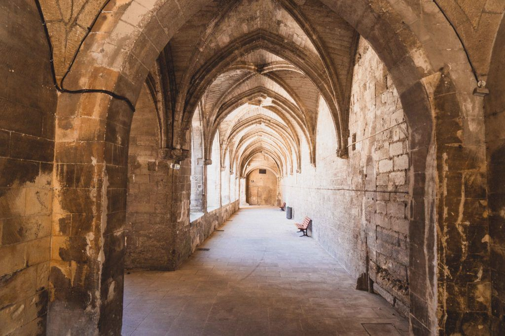 Cloître des Carmes in Avignon