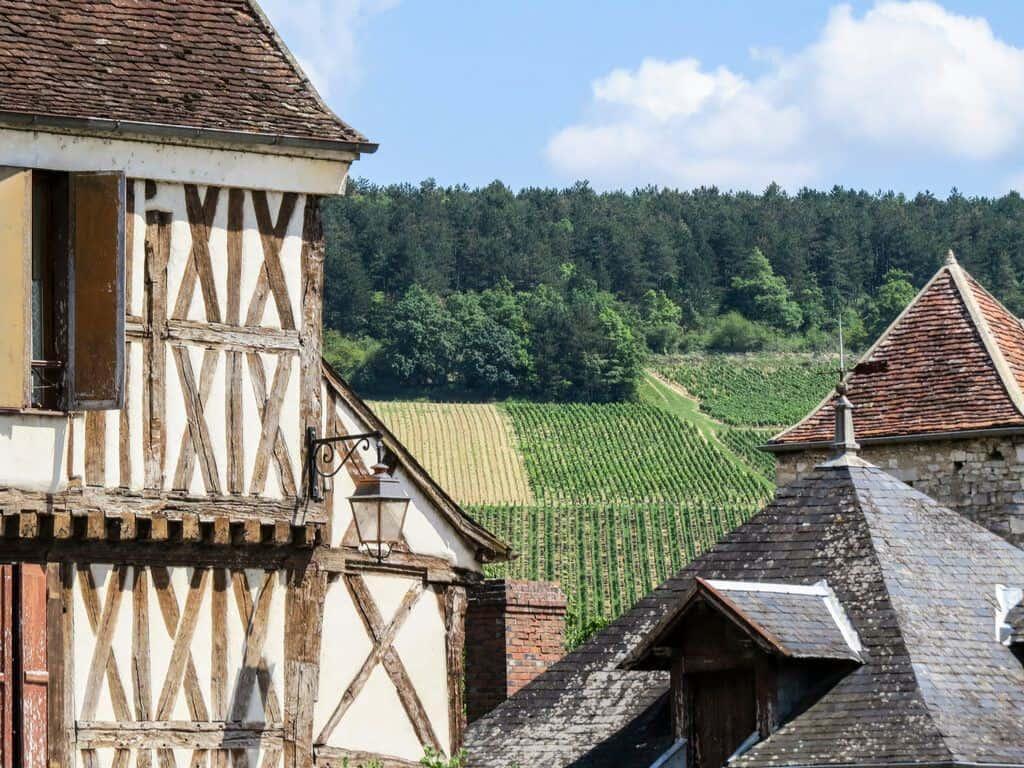 Chablis Burgundy