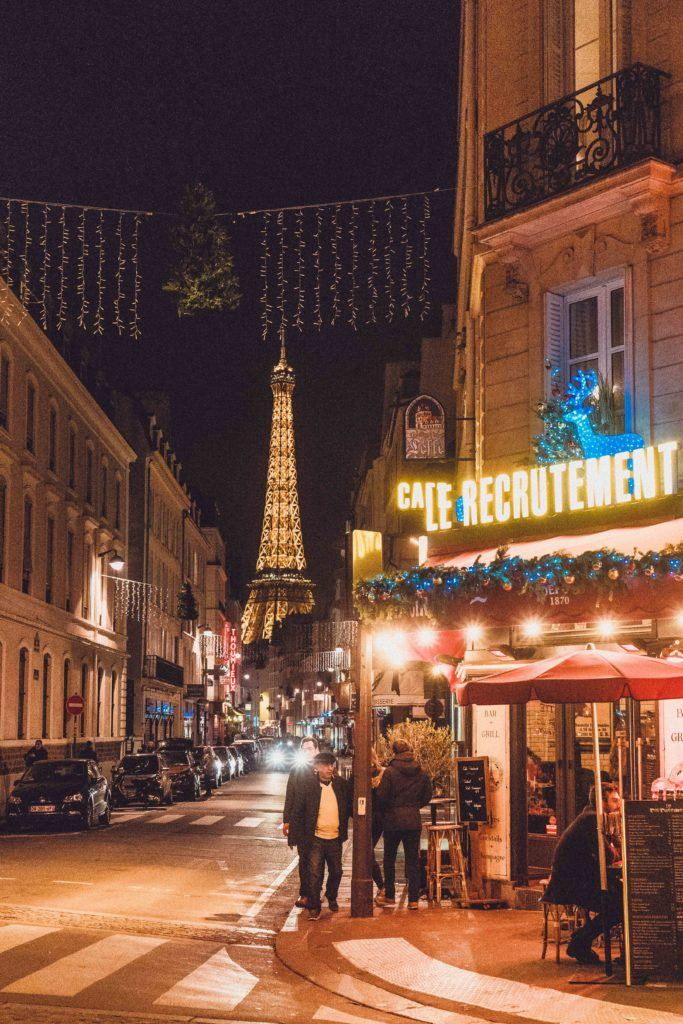 Looking for the best evening activities in Paris? Here's your perfect guide and suggested itinerary for the best of Paris at night, Ile de France, France