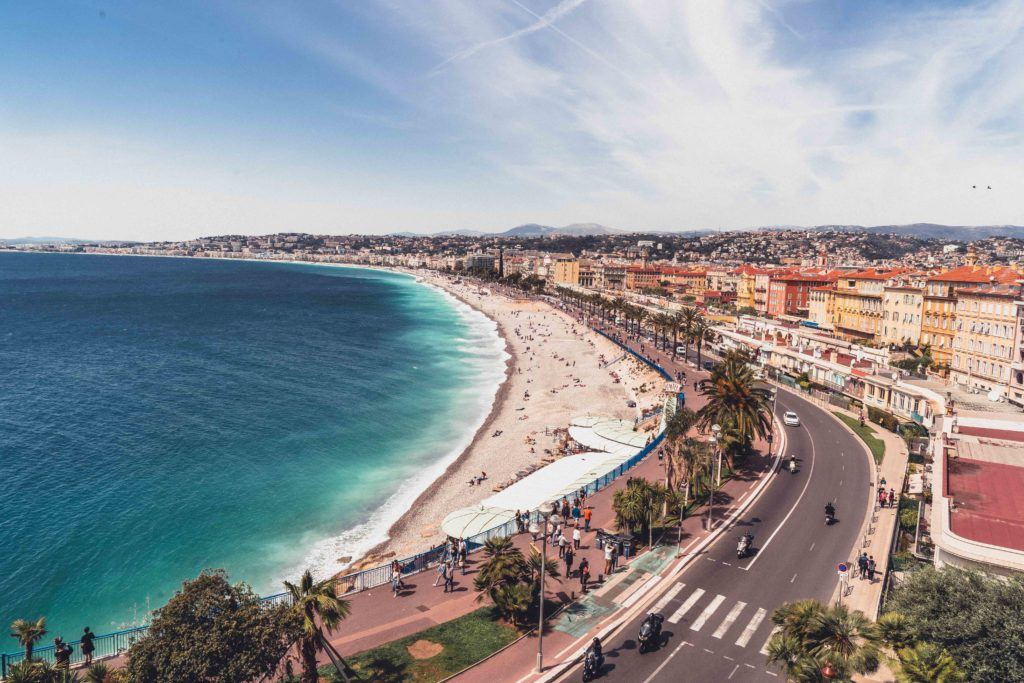 A brief history of the Promenade des Anglais