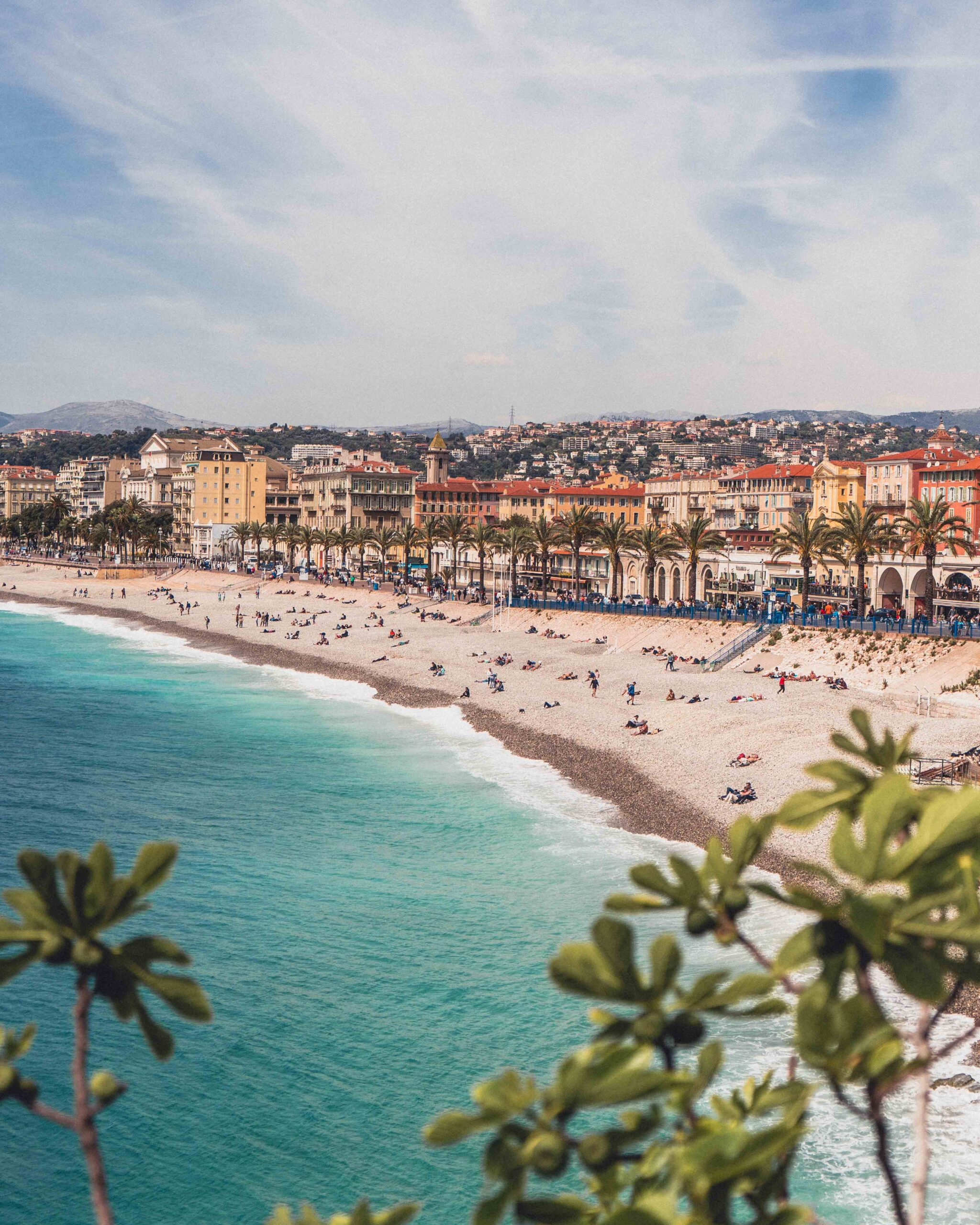A History & Walking Guide to the Promenade des Anglais in Nice, South of France
