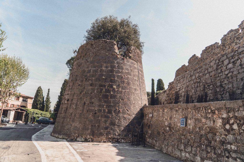 Remparts de Saint-Paul-de-Vence