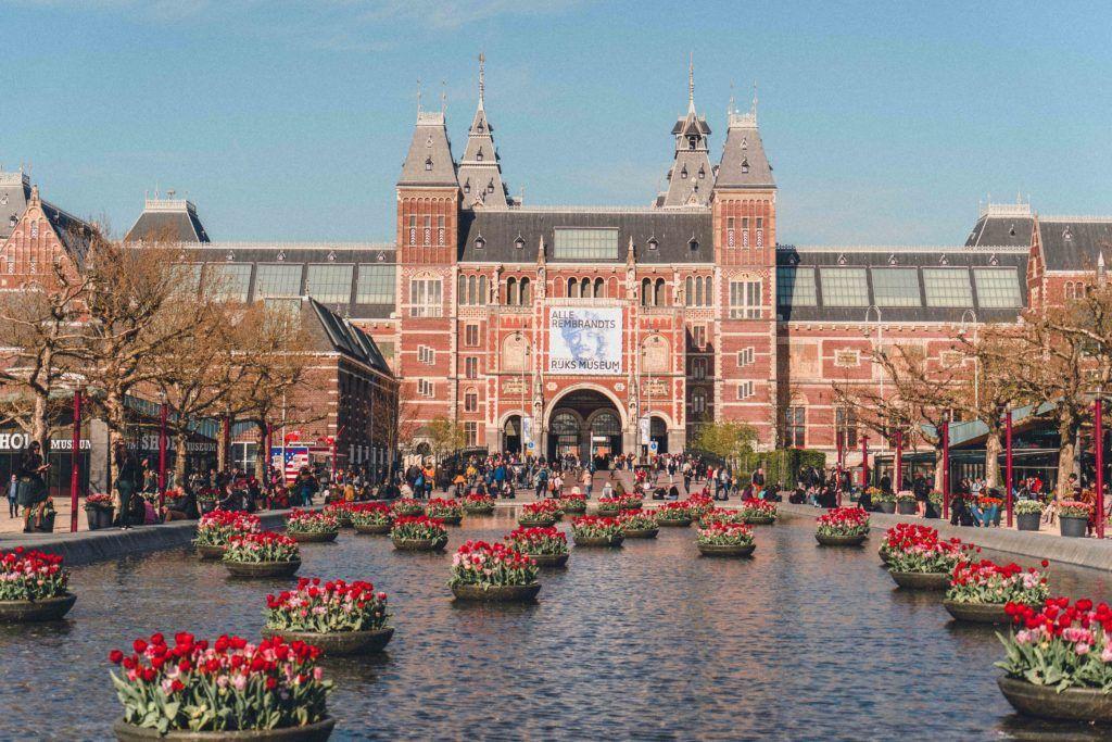 AmsterdamTulp Festival(tulip festival)