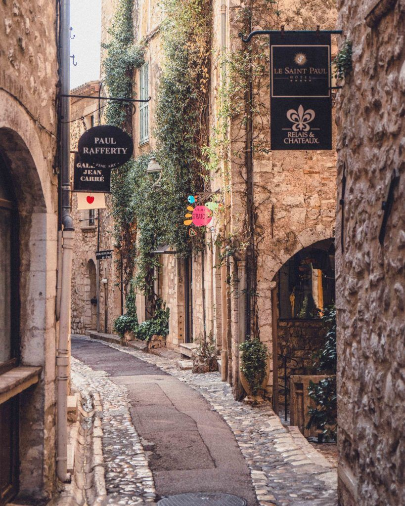 Where to stay in Saint Paul de Vence