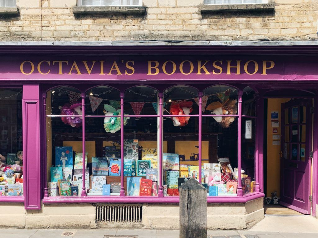 Octavia's Bookshop: A Quaint Independent Store in Cirencester, Cotswolds, England