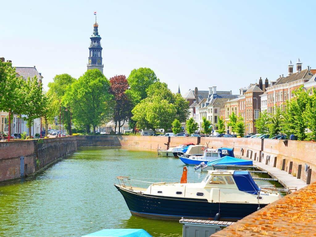 Middelburg the Netherlands