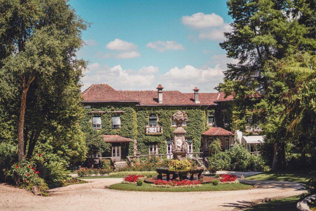 Quinta da Aveleda Gardens & Winery