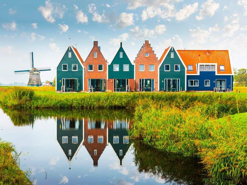 Volendam the netherlands