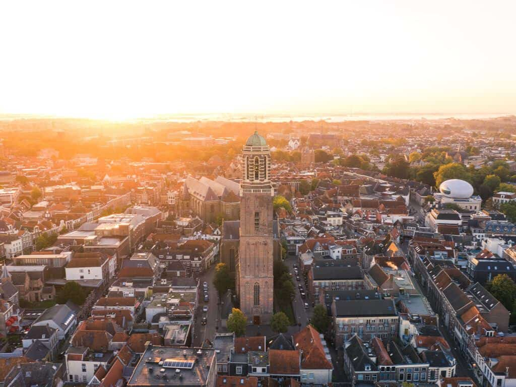 Zwolle the Netherlands