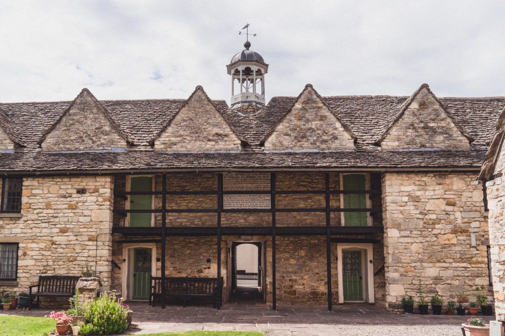 Perry and Dawes Almshouses, Wotton-Under-Edge