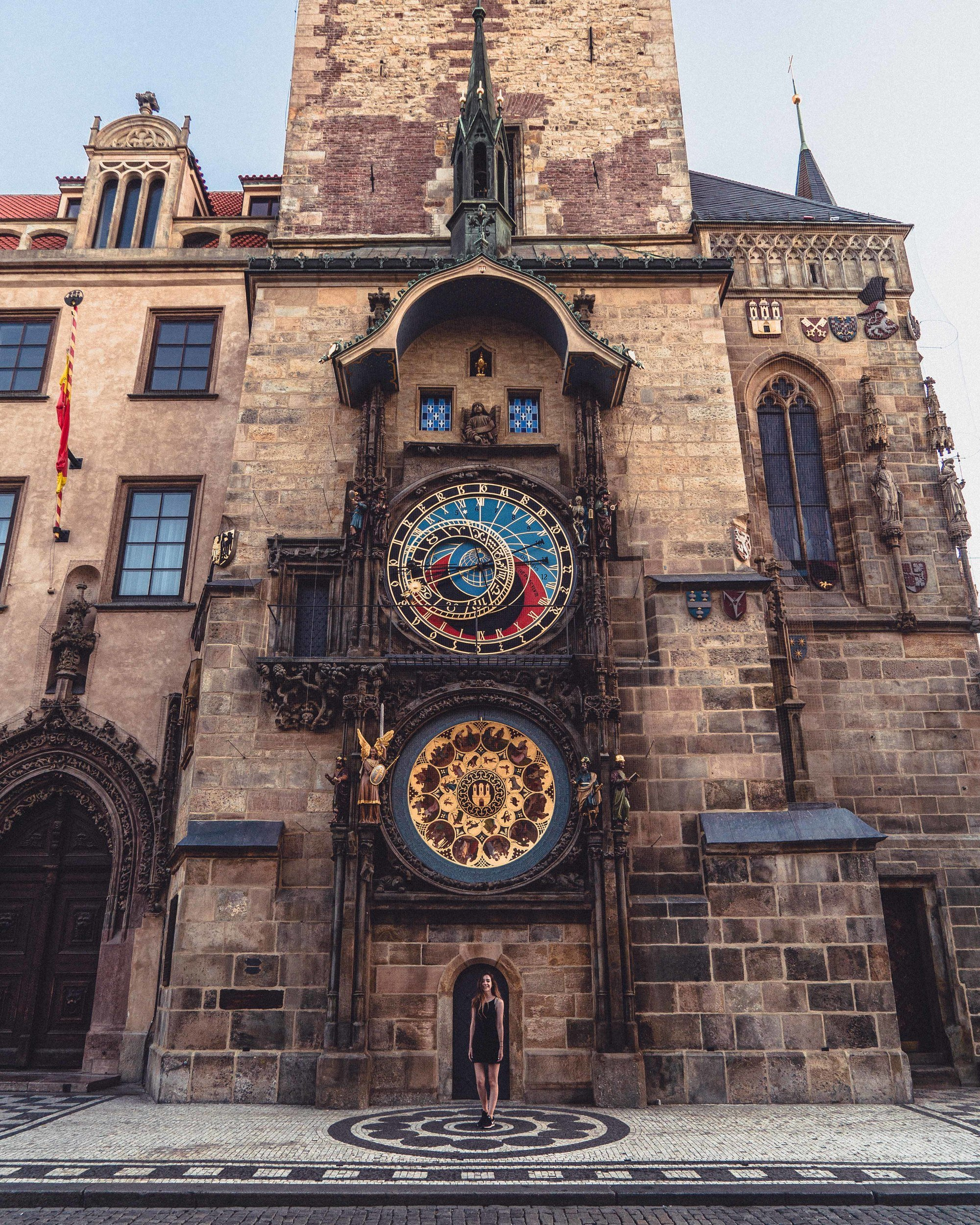 How to Visit Prague Astronomical Clock, Czech Republic