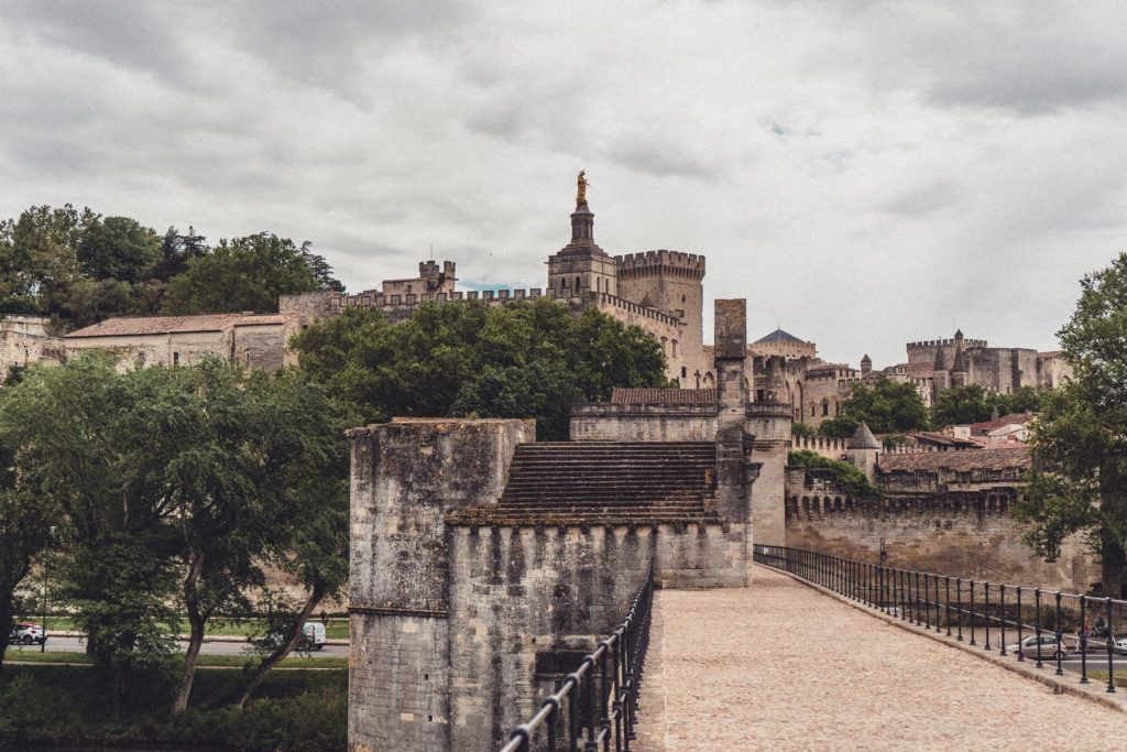 Wander along the Pont d'Avignon (or at least admire it from afar)