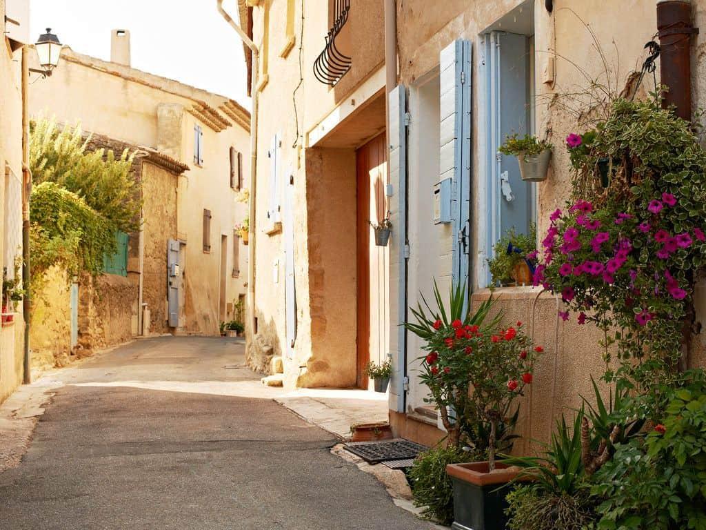 Ansouis, Provence, France