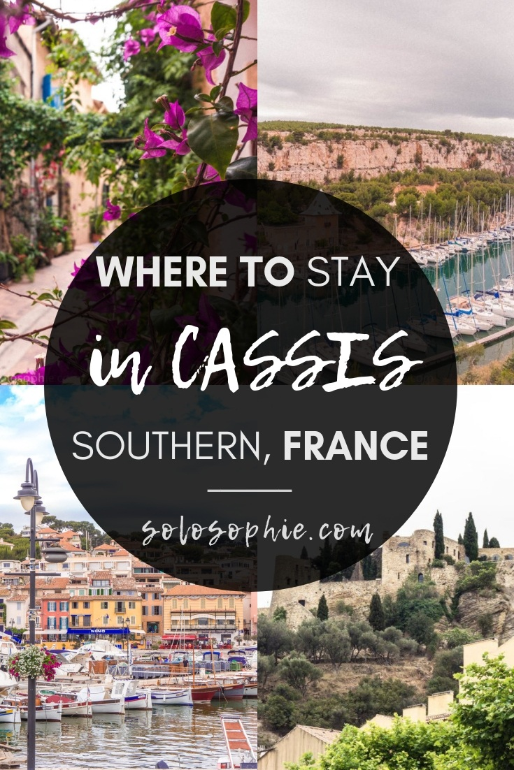 Looking for the best of Cassis Hotels and accommodation? Here's your guide on where to stay in the beautiful Provence town of Cassis close to Marseille in Southern France
