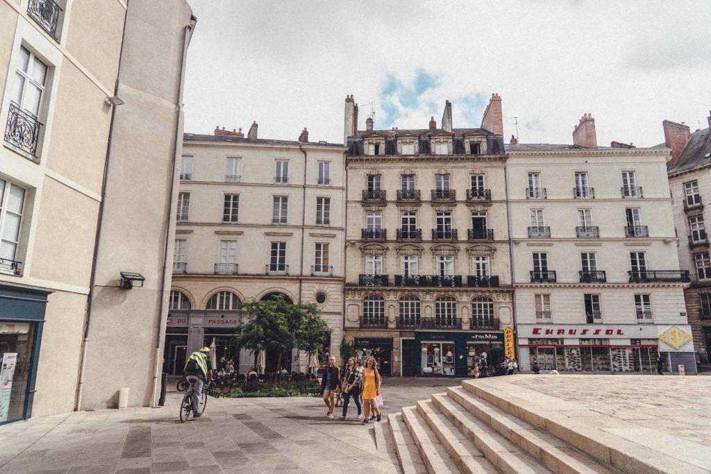 Café du Passage, Nantes, France