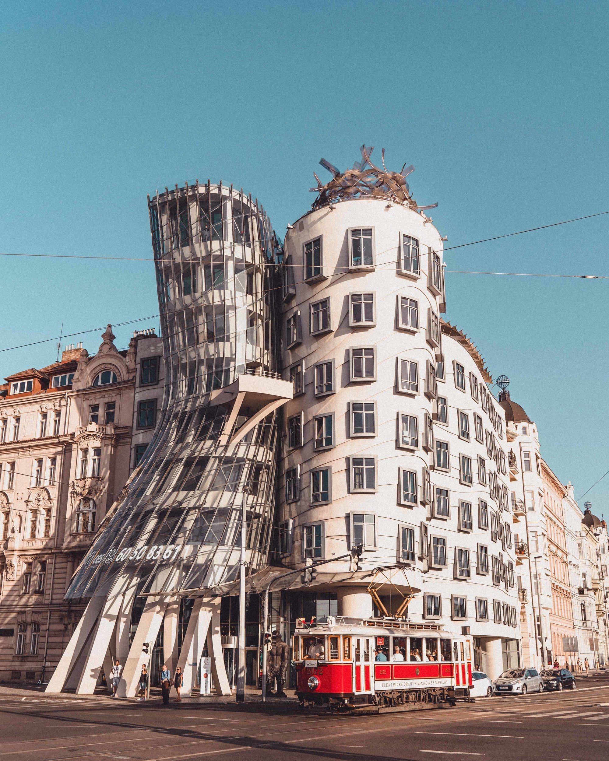How to Visit the Prague Dancing House, Czechia (Czech Republic)