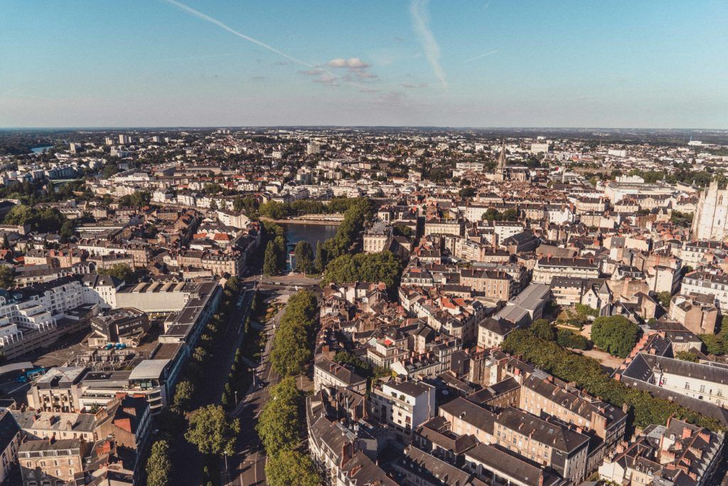 Le Nid Nantes: Where to Find the Best View in Nantes
